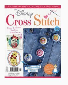 Disney Cross Stitch Magazine Issue 10 2021