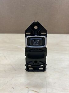 2013 Volvo XC60 T6 Start Stop Switch Button Lock OEM AM
