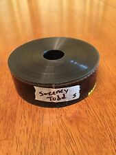 Sweeney Todd: The Demon Barber of Fleet Street (2007) 35mm Movie Trailer Scope
