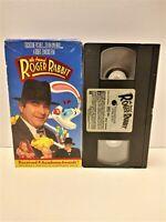 Who Framed Roger Rabbit (VHS, 1997)