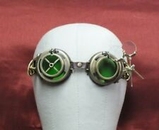New Quality Metal Steampunk Goggles RQ-BL in the original box