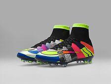 Nike MERCURIAL SUPERFLY FG se ciò che la Mercurial Vapor UK 10 NUOVO CON SCATOLA 835363 007