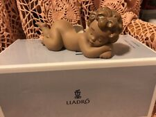 Lladro 2449 Winged Dreams Retired! Mint Condition! Gres! Original GreyBox!