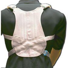 Posture Control Brace Support Back Wrap Correct Shoulder Universal Sitting NEW