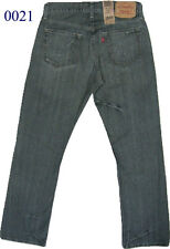 Levi's 527 Low Rise  Straight Fit Boot Cut Jeans  STYLE# 055270021  W 29  L 32