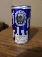 Suntory Limited Osaka & Tokyo Japan Golf Golfer blue Beer Can