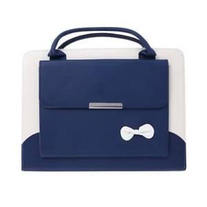 "For iPad 5th 6th 7th Gen Mini Air Pro 10.5"" 11"" 12.9"" Leather Handbag Case Cover"