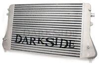 Darkside Audi S3 Intercooler with Alloy End Tanks for Mk5 / MK6 Platform