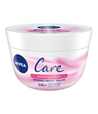 Nivea Soothing Cream Care No Greasy Feeling 24 Hours Intensive Moisture 200 ml