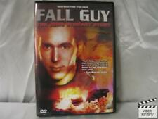 Fall Guy: The John Stewart Story (DVD, 2007) RARE