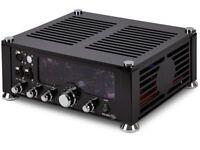 Audiovalve Solaris Originalverpacktes Neugerät schwarz / Chrom vom Fachhändler