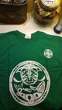 Green, Team USA T-Shirt: Vancouver 2010 Olympics. Memorabilia Collection XXL