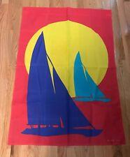 "AGC Inc Large 42 x 28"" Sailboat Flag Outdoor Garden Flag"