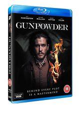 GUNPOWDER (2017): Guy Fawkes Plot - BBC TV Season MiniSeries - NEW RgB BLU-RAY