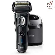 New BRAUN Electric Shaver Series9 4-flute 9250CC-P F/S from Japan