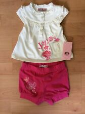 £58 Juicy Couture 'Angel' Girl's Outfit 2pc Set 3-6months