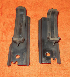 1969 1970 1971 Lincoln Continental Mark III Thunderbird RADIATOR UPPER BRACKETS