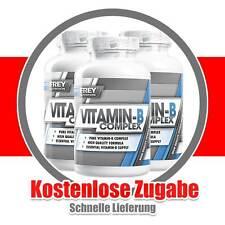 Frey Nutrition Vitamin-B Complex - 3 x 120 Kapseln - Vitamine, Mineralstoffe B0