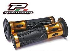 Progrip Mangos Manillar Aluminio Dorado Kawasaki ZZR 1400 ZXT40C ZZR1400