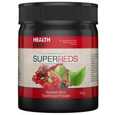 Super Green Reds Powder | Super Food | 200g | Health Rack
