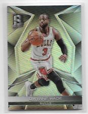 Dwyane Wade 2016 Panini Spectra Prizm Refractor #84 Thick *Free Combined