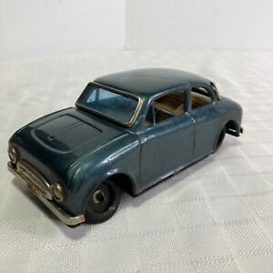 Marusan 1960 SAN Japan Japanese Tin Car Friction Drive 3652