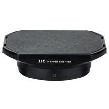 JJC Lens Hood Replaces SONY LHP-1 f RX1 RX1R RX1R II or 16/20/28/30/35/50mm Lens