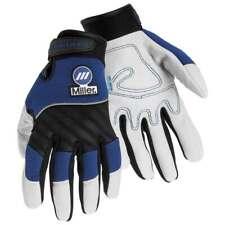 Miller 251067 Leatherspandex Metalworker Gloves Large
