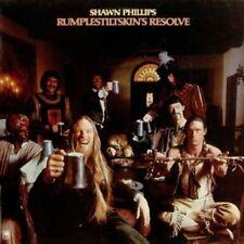Shawn Phillips - Rumplestiltskin's Resolve [New CD]