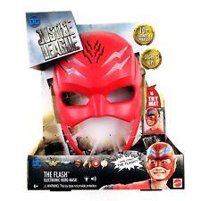 Justice League The Flash Electronic Hero Mask DC Comics