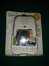 Summer soothe & Vibe Baby