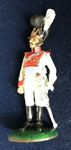 Soldier Lead Empire Captain Bavarian 1ER Dragons 1806-1811