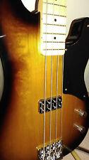Fender Cabronita Precision Bass Guitar with Fender Bag MIM Mint!