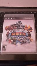 Skylanders Giants Playstation 3 Game Only No portal, figures, etc PS3