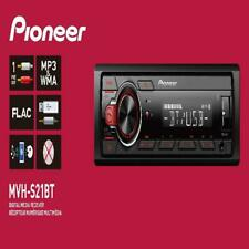 Pioneer Bluetooth Car Stereo Digital Media Receiver Single Din IN DASH AM/FM