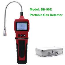 Handheld BH-90EX Gas Detector Combustible Natural Methane Leak Tester LCD Alarm