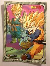 Dragon Ball Z Jumbo Carddass 8