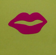 ~~~100~~~ LIPS BODY TANNING STICKERS  PINK LIP~ FREE SHIPPING