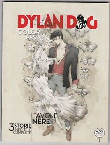 DYLAN DOG COLOR FEST n. 19 - Favole nere - Sergio Bonelli Editore