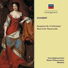 Pierre Monteux - Schubert: Symphony 8 / Rosamunde Excerpts [New CD] Australia -