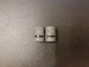 Schoeps MK5 capsules pair