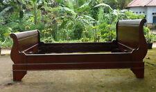 Dreams Of Paradise Traum bett Kolonialstil Mahagoni California King Size 200 X 210 Cm