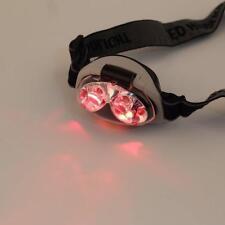 Mini LED linterna antorcha lampara de cabeza 3 - modo luz de Pesca Senderismo BF