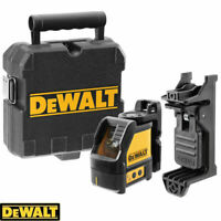 Dewalt DW088K Self levelling line cross line laser kit Genuine Uk Stock