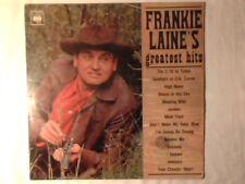 FRANKIE LAINE 'S greatest hits lp ITALY UNIQUE RARISSIMO VERY RARE!!!