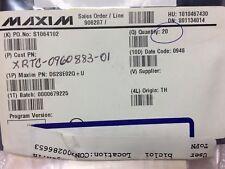 DS28E02Q+U MAXIM EEPROM Serial-1Wire 1K-bit 256 x 4 1.8V/2.5V/3.3V ROHS 2 PIECES