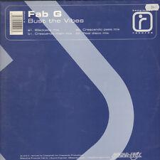 Fab G - Bust The Vibes - Boogieman