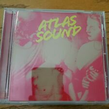 Atlas Sound -Let the Blind Lead Those Who Can See but Cannot Feel (CD)