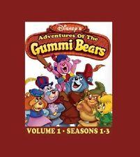 The Gummi Bears ( Seasons 1 , 2  and 3 ) * New * DVD UK Region 2 compatible