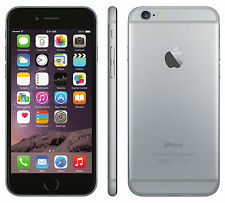 APPLE IPHONE 6 16GB SPACEGRAU - SIMLOCKFREI - OHNE VERTRAG - GEBRAUCHT